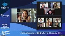 Mikha Tambayong hingga Ayushita Cerita Main Teater Musikal Anugerah Terindah