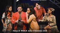 Teater Musikal Anugerah Terindah Tayang Hari Ini di MOLA TV, Ini Cerita Pemain