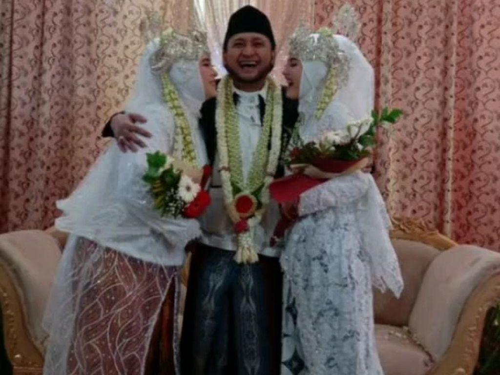 Viral Pria Menikahi 2 Perempuan, Istri Pertama Carikan yang Kedua Buat Suami