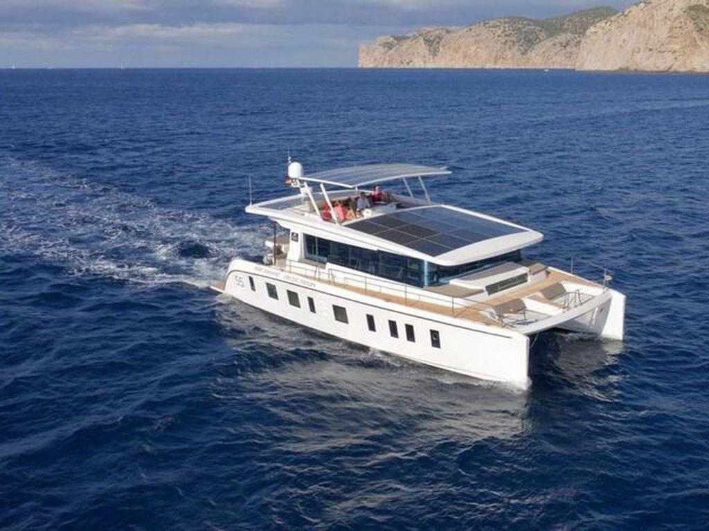 Good Bye Turis Tajir! Indonesia Belum Siap Untuk Tren Wisata Yacht