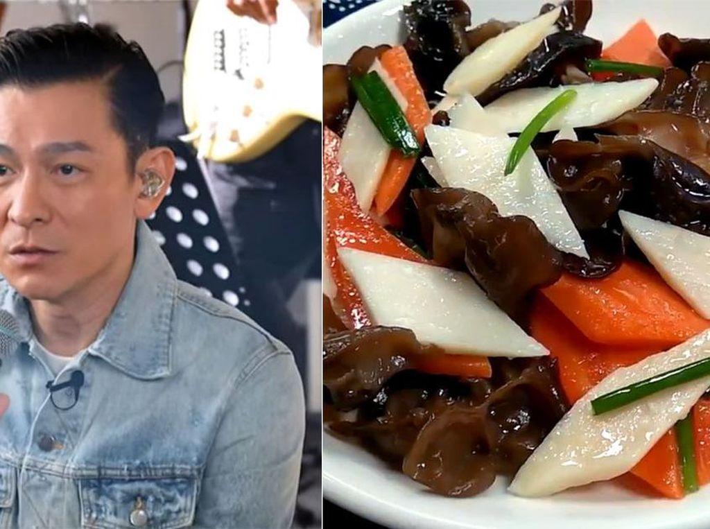 Andy Lau Awet Muda di Usia 59, Ternyata Karena Pola Makan Ini