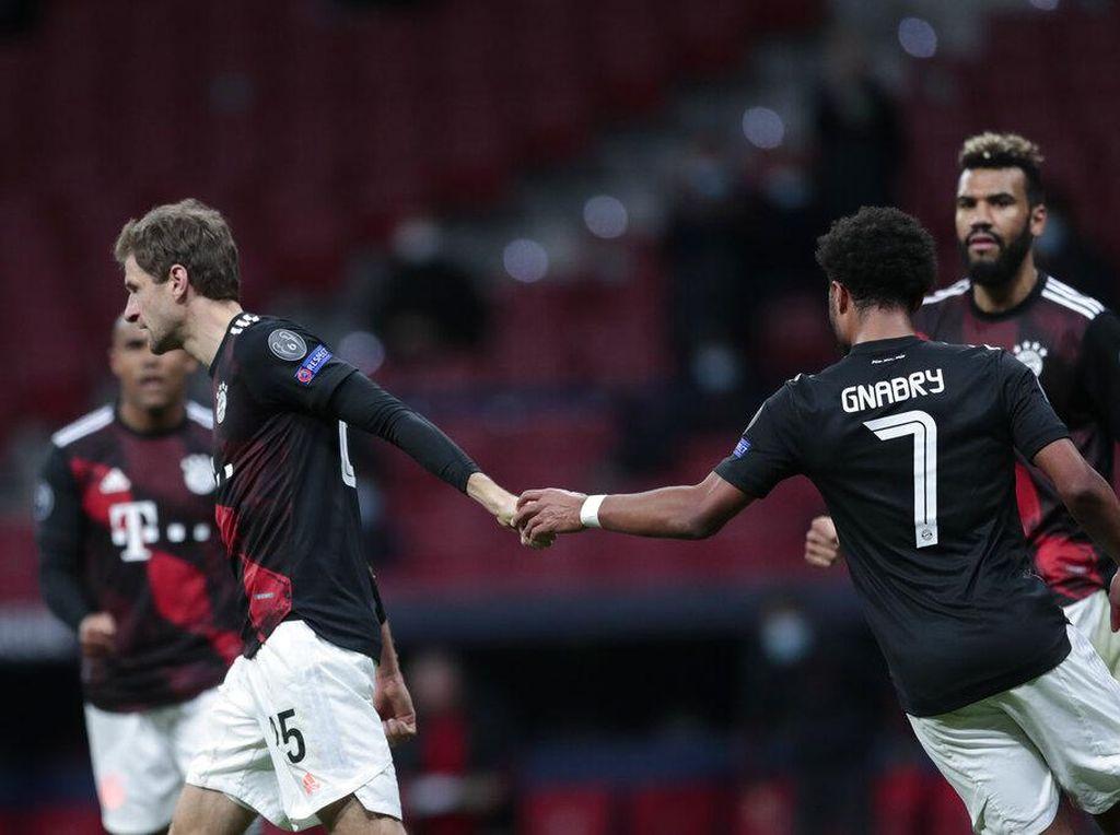 Rentetan Kemenangan Bayern Terhenti, Sudah Tak 100% Lagi