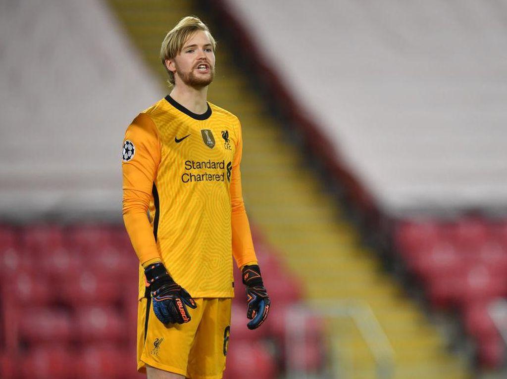 Pahlawan Liverpool Itu Bernama Caoimhin Kelleher