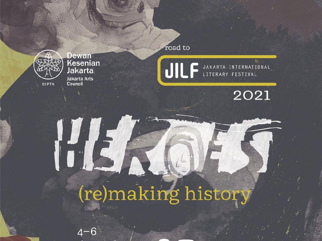 Dewan Kesenian Jakarta Siap Gelar Jakarta International Literary Festival ke-2