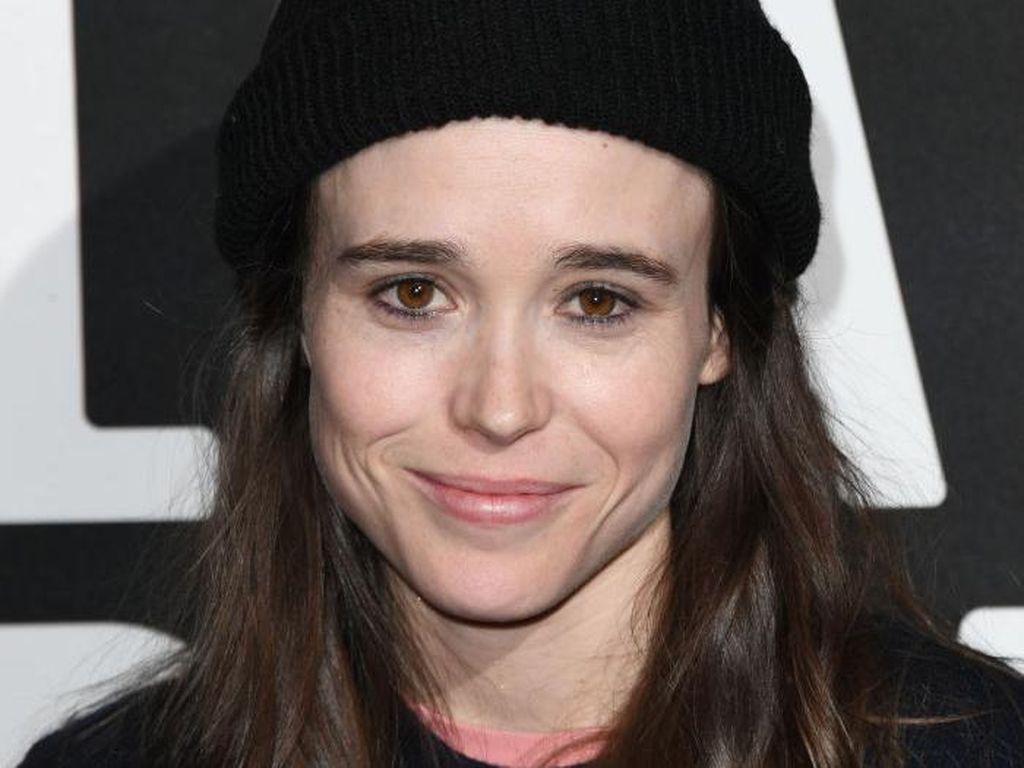 Penampilan Perdana Ellen Page sebagai Pria Transgender Bernama Elliot Page
