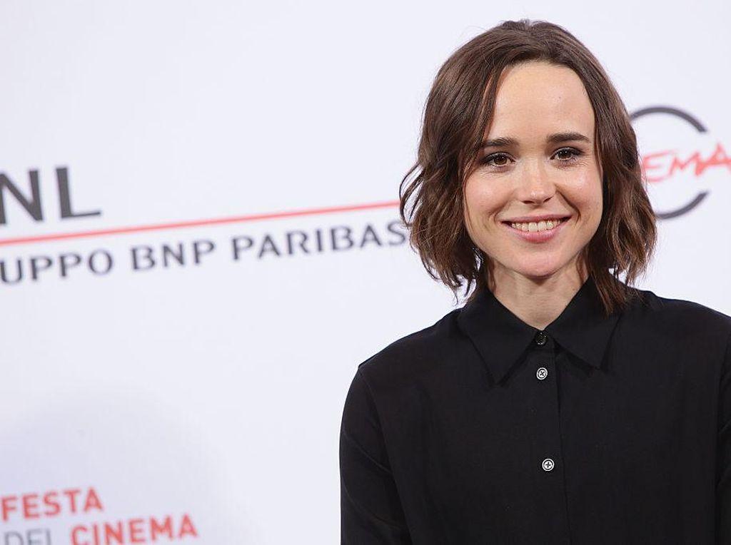 Fakta-fakta Ellen Page, Pemain Film Juno yang Kini Jadi Transgender