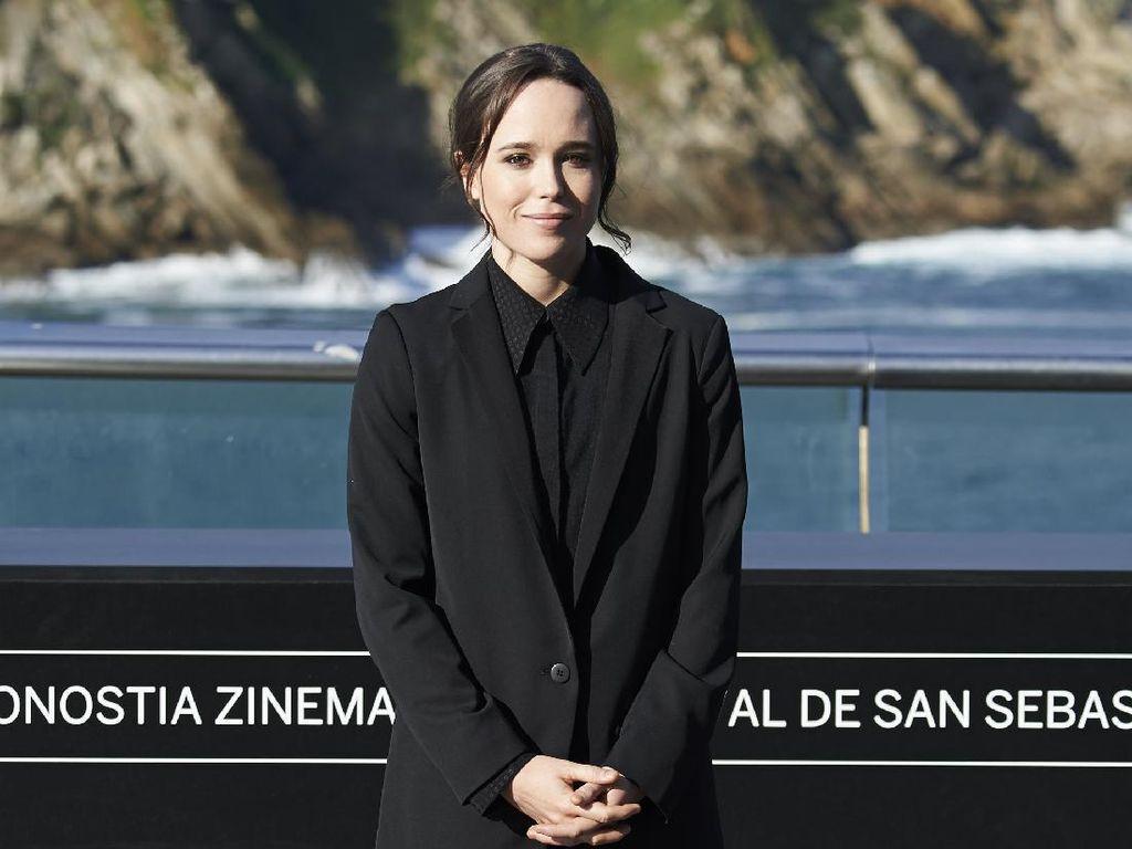 Most Popular Sepekan: Aktris Ellen Page Umumkan Diri Jadi Transgender Pria