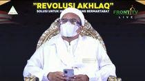 Habib Rizieq Doakan Anies yang Positif Corona