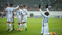 Video Sengitnya Inter Vs Moenchengladbach Hujan 5 Gol