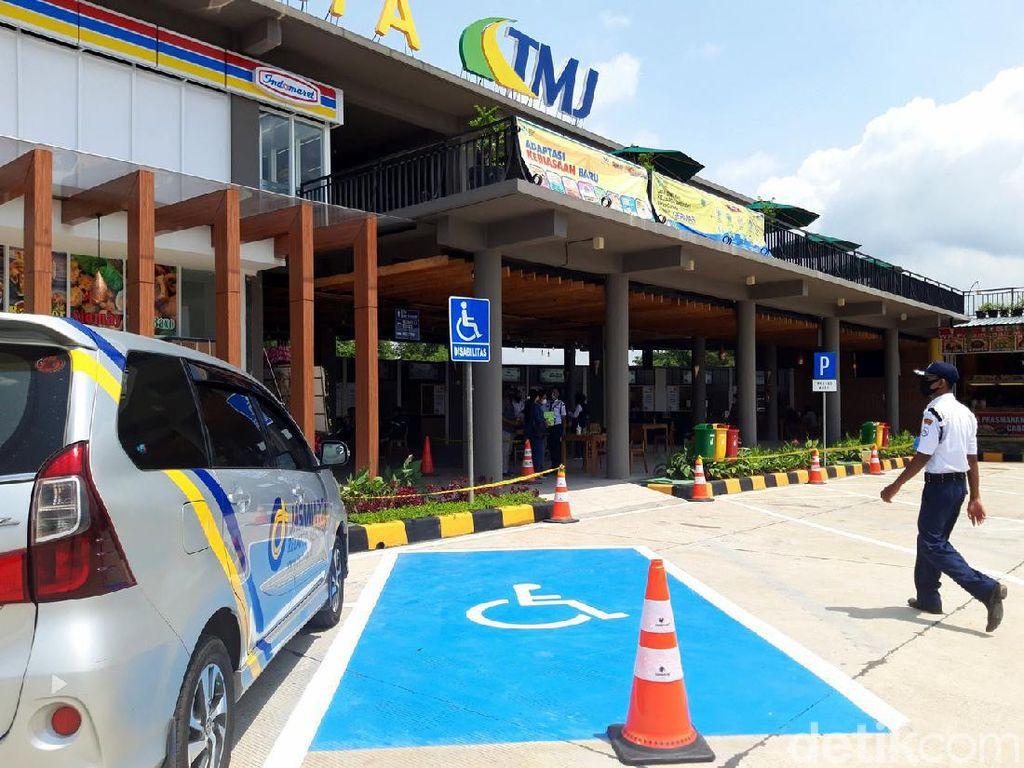 Polisi Bakal Razia Rest Area, Periksa Acak Rapid Test Antigen