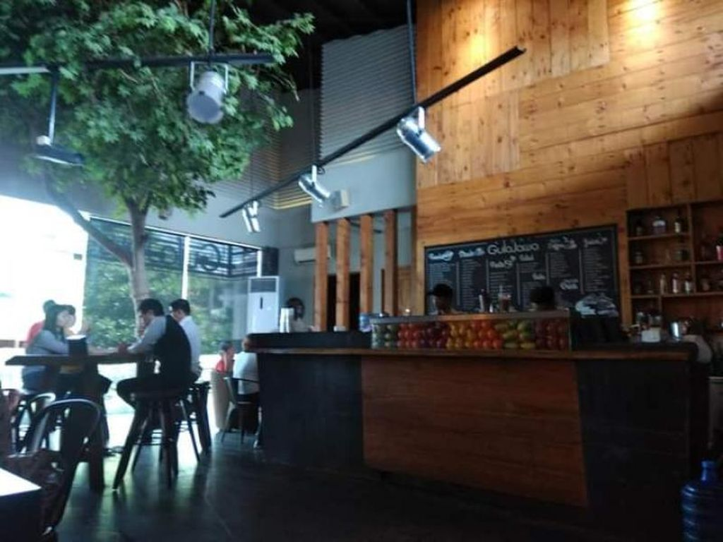 Foto: Rekomendasi Tempat Nongkrong Asyik di Semarang
