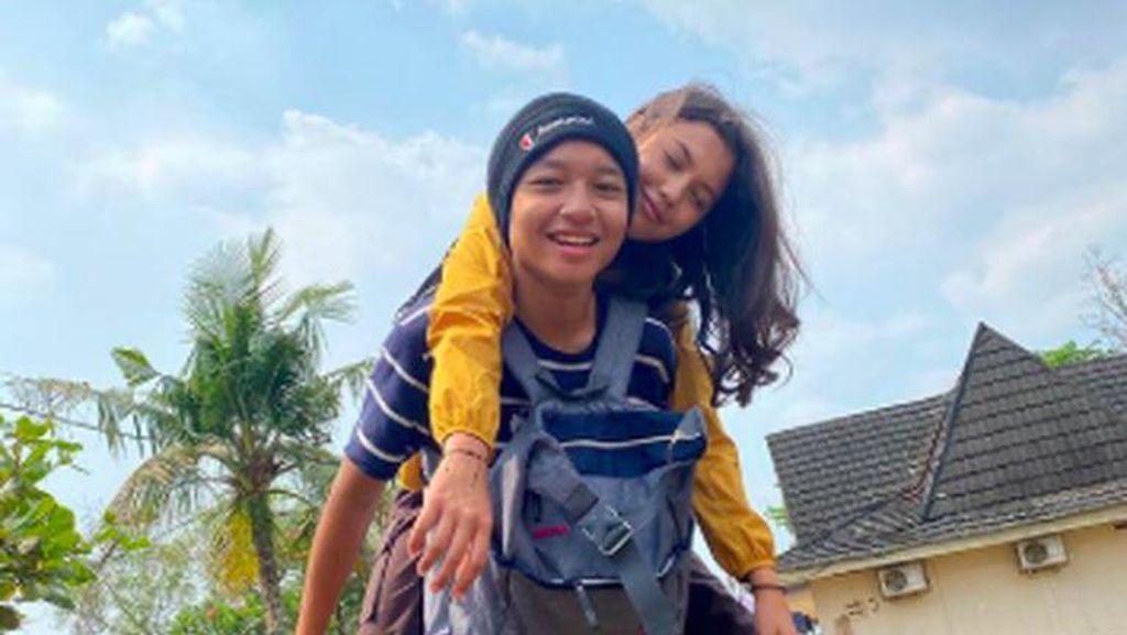 Pasha Sudah Kenal, Ini Potret Kemesraan Keisha Alvaro dan Saskia Chadwick