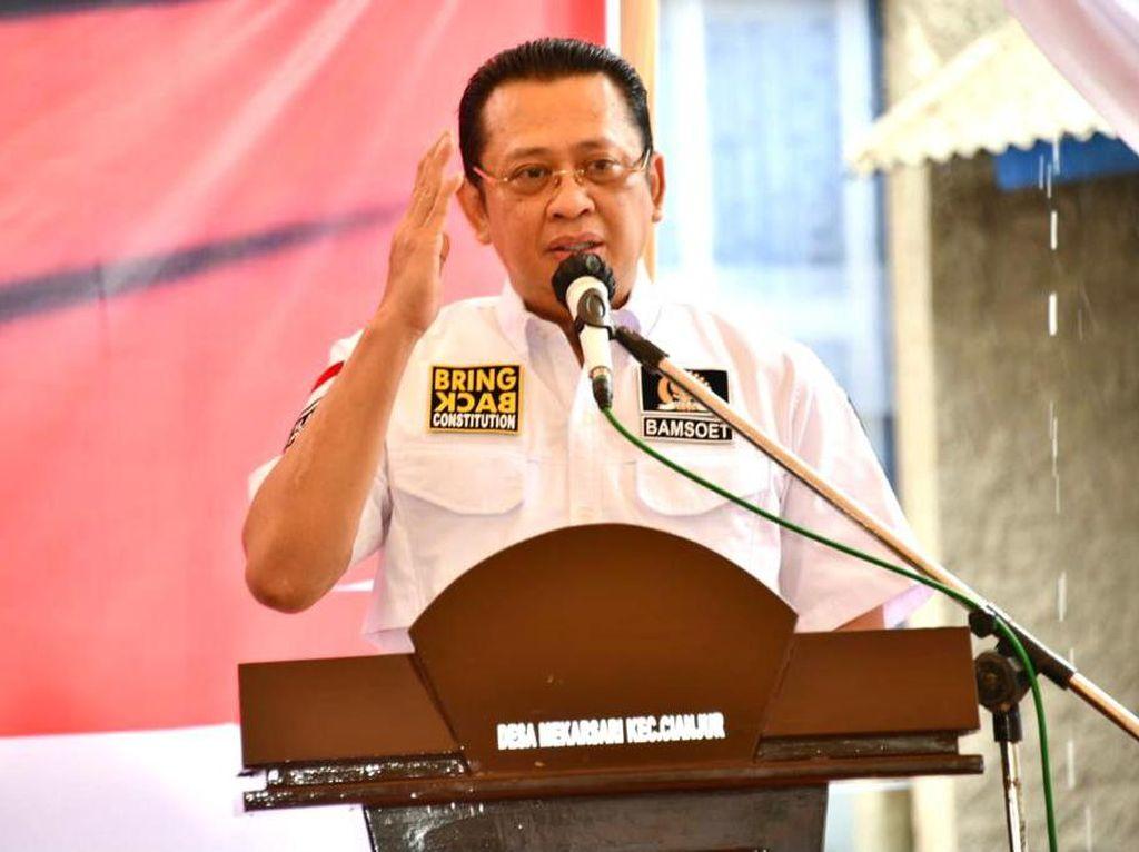 Ketua MPR RI Dorong Ormas Kebudayaan Lestarikan Budaya Bangsa