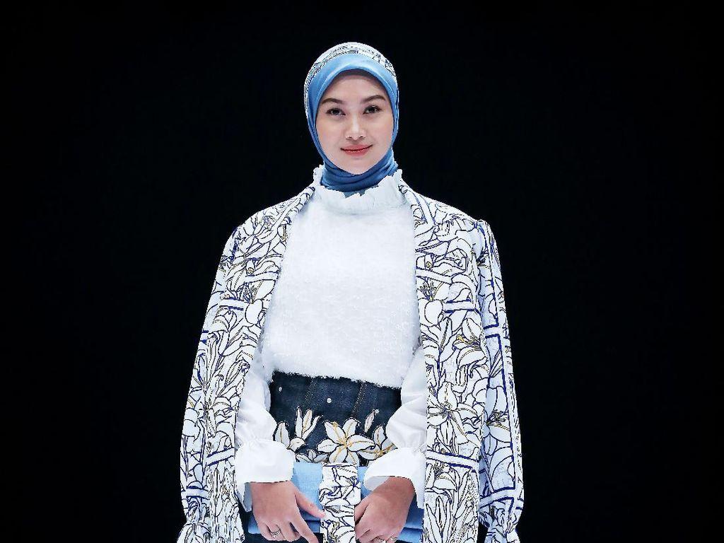 10 Koleksi Terbaru Busana Muslim ETU di JFW 2021