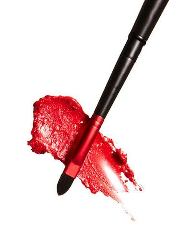 Salah satu Lipstick Brush