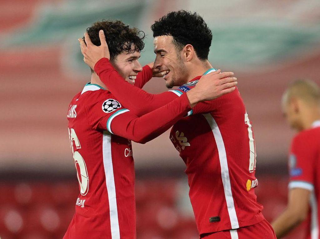 Anak-anak Muda Liverpool Top!
