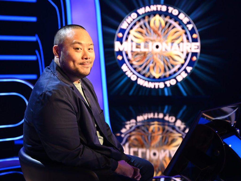 Menang Who Wants to Be a Millionaire, Chef David Chang Bawa Pulang Rp 14 Miliar