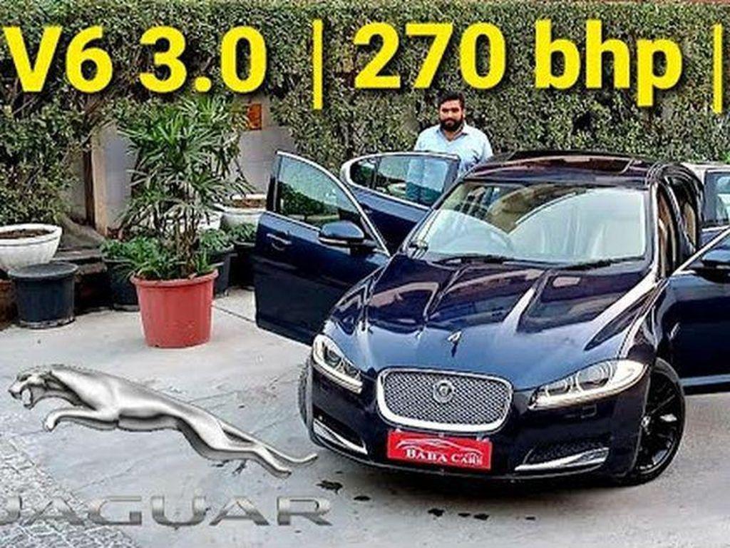 Sedan Mewah Jaguar Tahun 2012, Harga Sekennya Lebih Murah dari Honda City