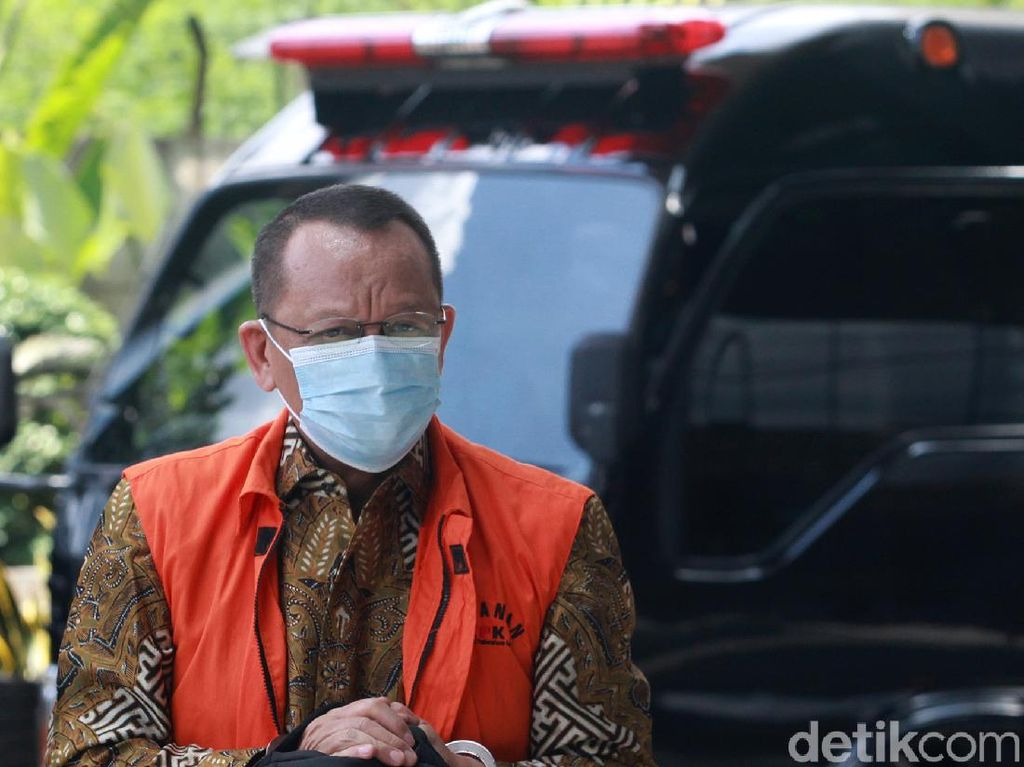 Jejak Kasus Eks Sekretaris MA Nurhadi Hingga Divonis 6 Tahun Bui