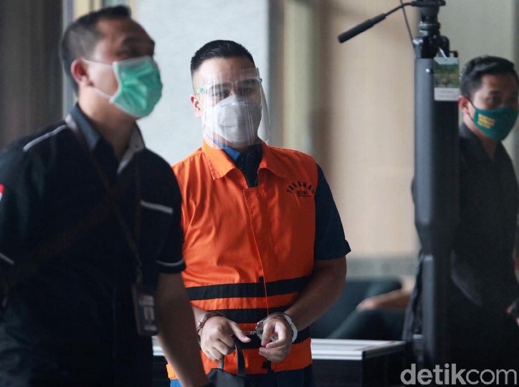 Saksi Sebut Rezky Herbiyono Utang Rp 3 M, Dibayar Pakai Vila Nurhadi