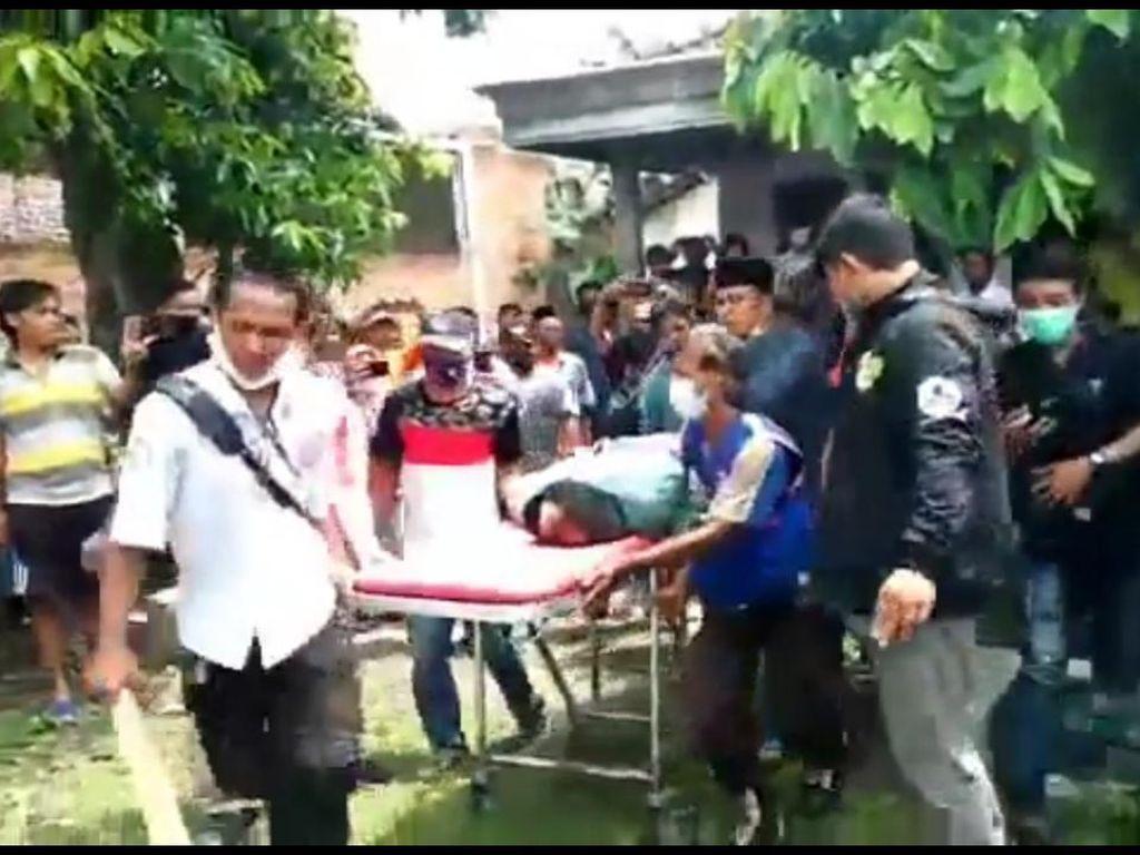 Pria di Mojokerto yang Bacok Tetangga Hingga Tewas Idap Gangguan Jiwa