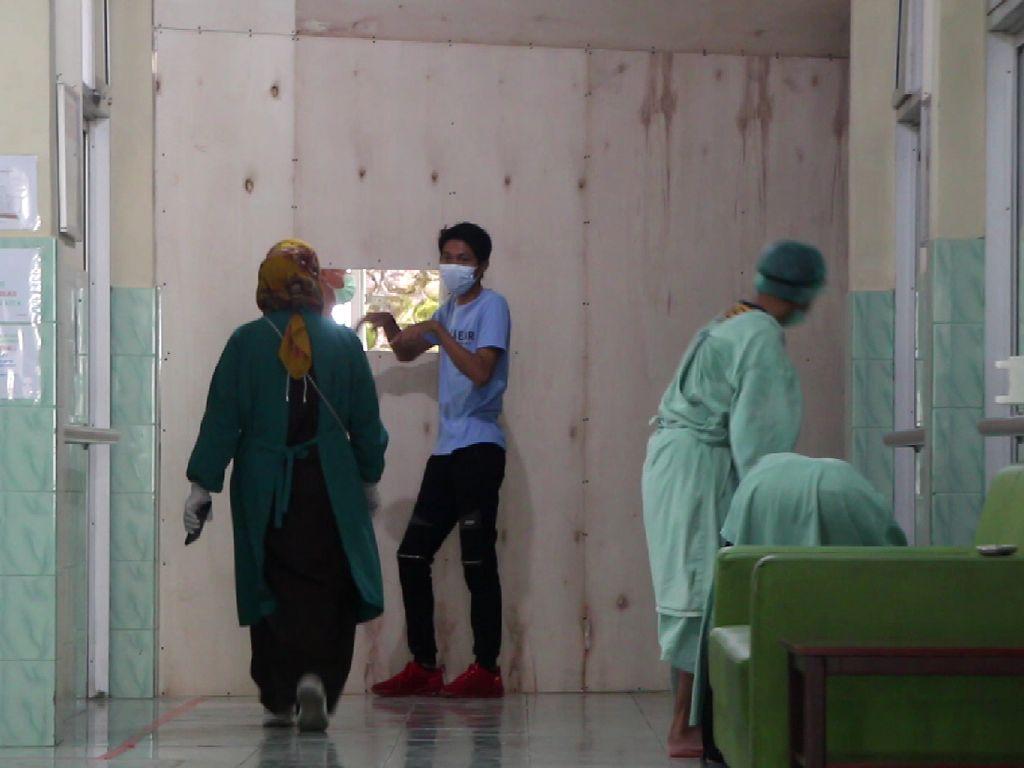 Anisipasi Lonjakan Pasien COVID, RSU Andi Makkasau Tambah Ruang Isolasi