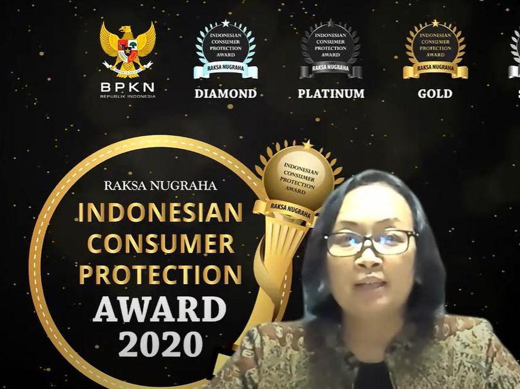 Petrokimia Gresik Raih Award Tertinggi Perlindungan Konsumen