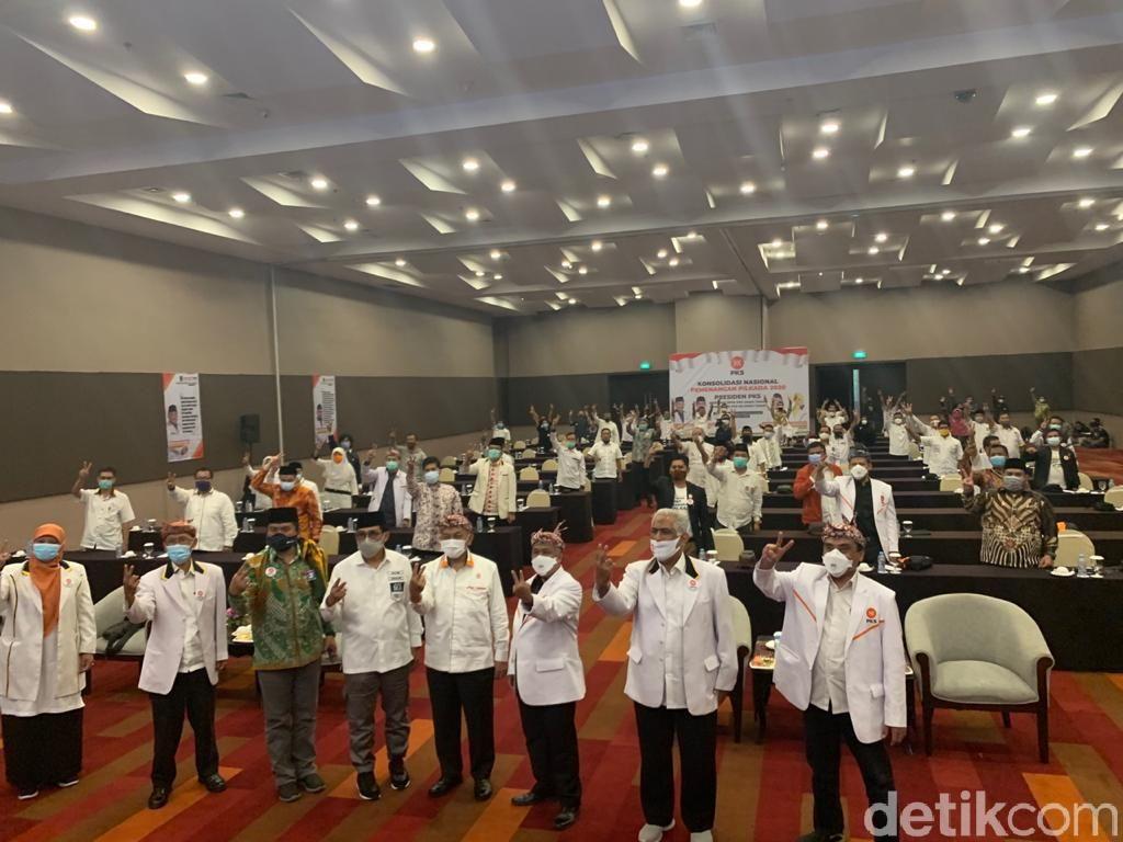 Syaikhu Perintahkan PKS Tancap Gas Menangkan Machfud-Mujiaman di Surabaya