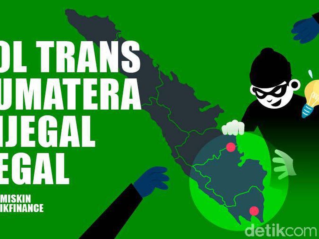 Podcast: Tol Trans Sumatera Dijegal Begal (Bareng Hutama Karya)
