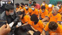 36 Kasus Diungkap Selama November, 72 Budak Narkoba Diamankan