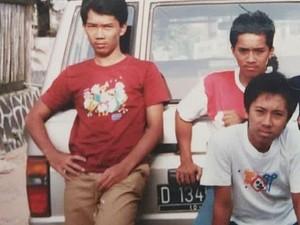 Ridwan Kamil Pajang Foto Jadul Zaman SMP, Motubanya Jadi Sorotan