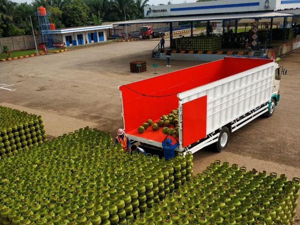 Kapal Pengangkut LPG Karam di Bangka, Pertamina Pastikan Stok Aman