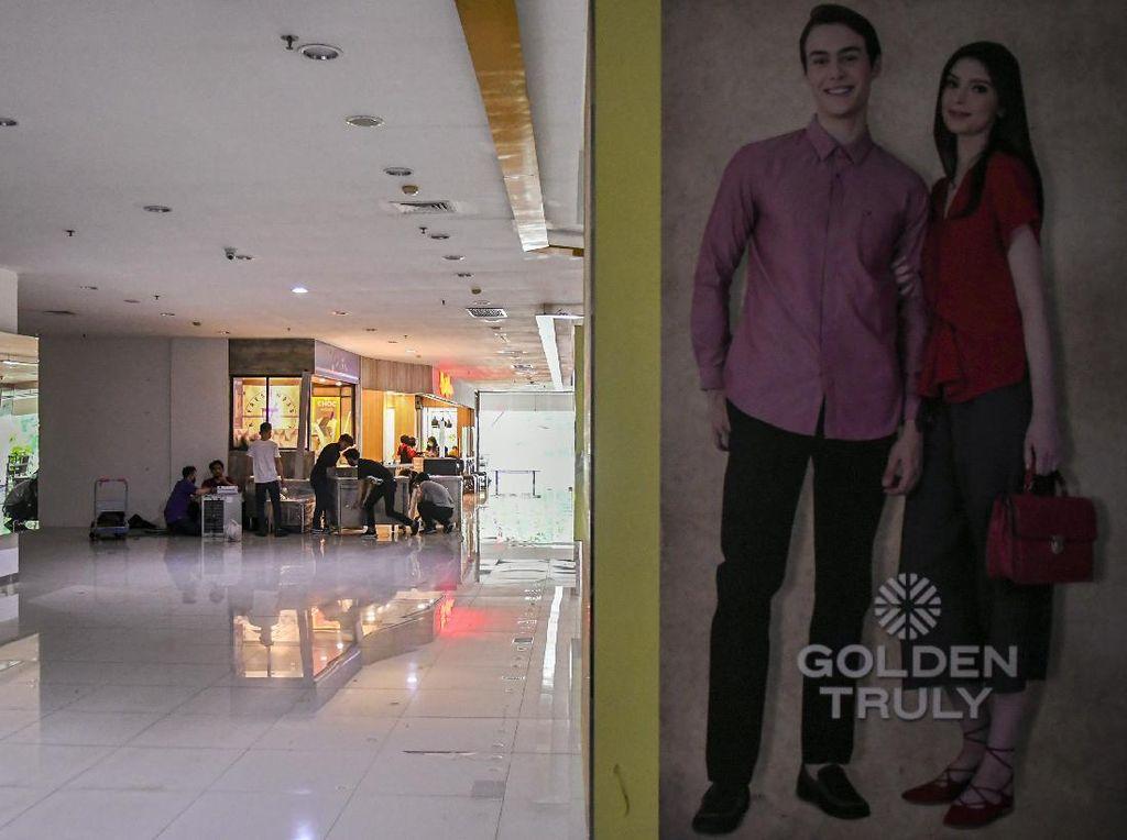 Golden Truly Gunung Sahari Tutup, Viral Tampilan di Layar ATM BCA