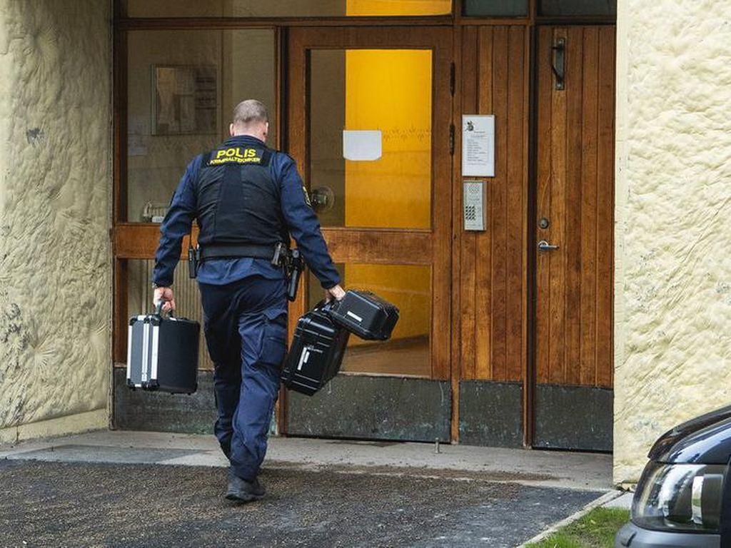 Sekap Putranya Selama Puluhan Tahun, Wanita Swedia Ditangkap