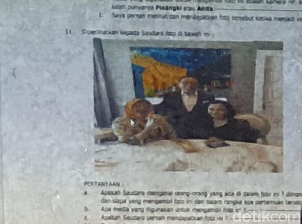 Cerita di Balik Foto Djoko Tjandra-Pinangki-Anita Kolopaking di Malaysia