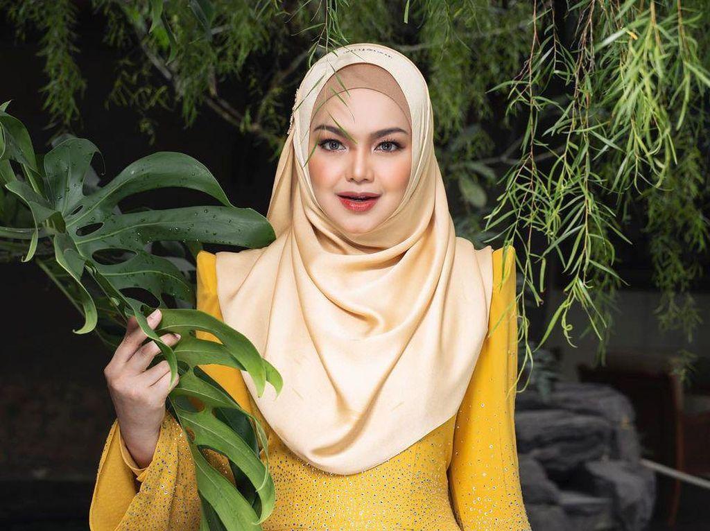 Lewat Lagu, Siti Nurhaliza Ungkap Rasa Syukur Dikaruniai Anak