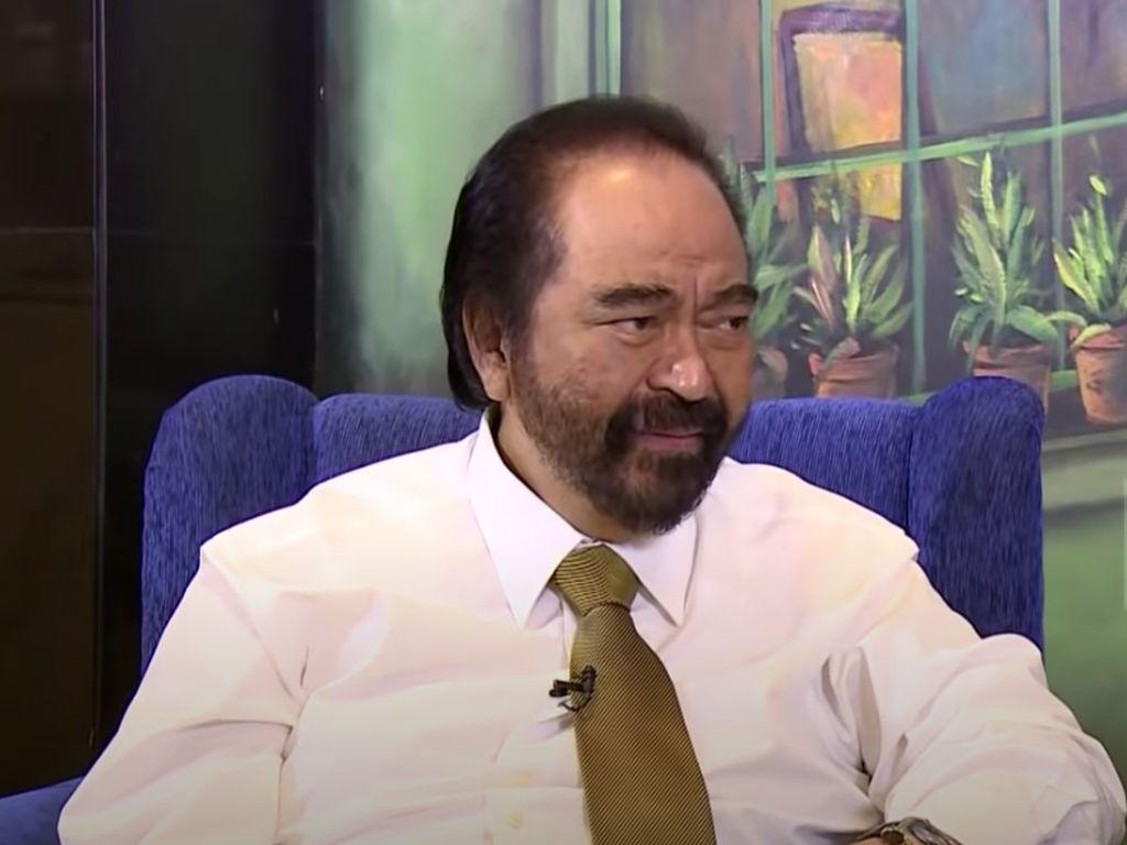 Surya Paloh Perintahkan NasDem Setop Revisi UU Pemilu, Dukung Pilkada 2024