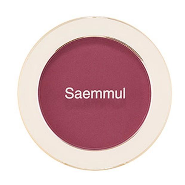 The Saem Saemmul Single Blush Wild Plum