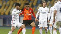 Real Madrid Tanpa Ramos Dipermalukan Shakhtar Donetsk 0-2