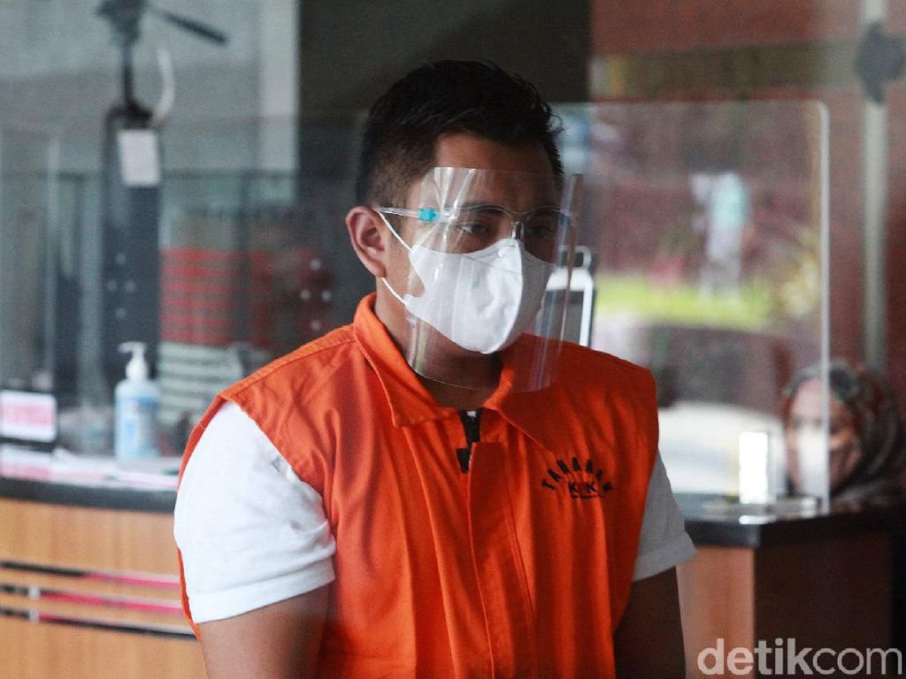Komplotan Edhy Prabowo Divonis 4,5 dan 4 Tahun Bui