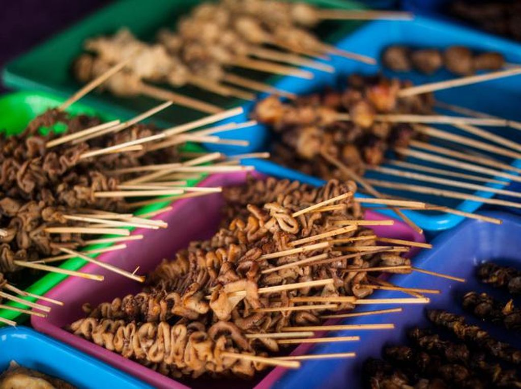 5 Angkringan Enak di Jakarta, Puas Makan Nasi Kucing hingga Aneka Sate