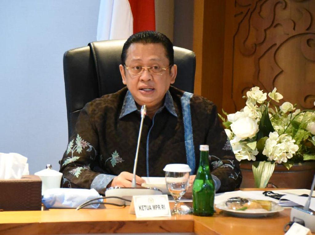 MPR Gelar FGD Bahas Peran dan Kedudukan Haluan Negara