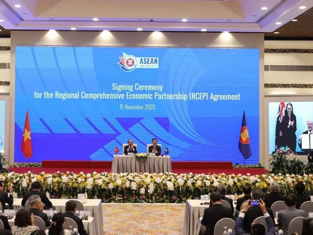 China-ASEAN Expo Buka Jalan Kerja Sama di Sektor Ekonomi Digital