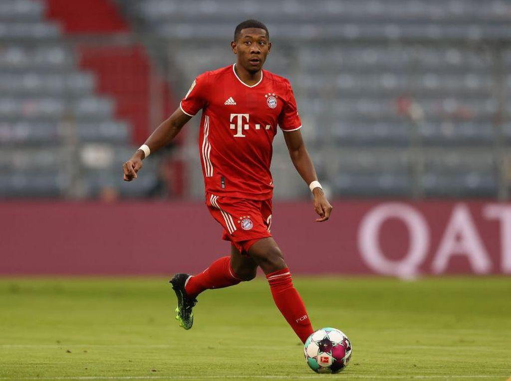 Kimmich soal Alaba: Dari Bayern ke Madrid Bukan Pilihan Buruk