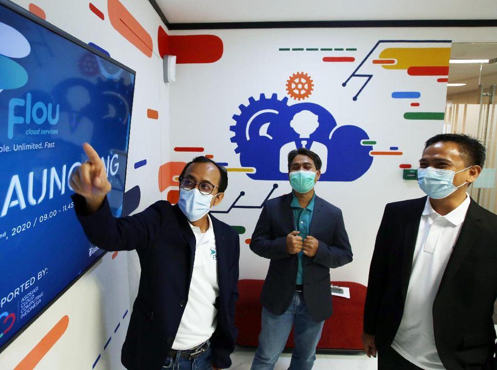 Flou Cloud Tawarkan Akselerasi Pembangunan Indonesia 4.0
