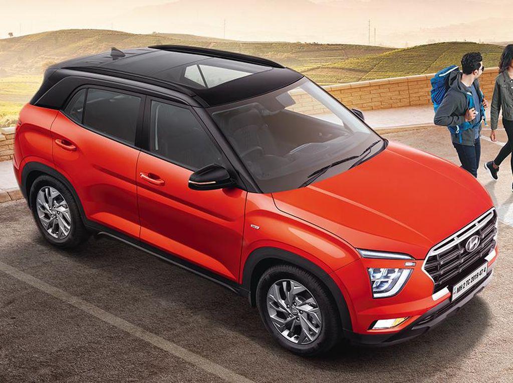 Hyundai Indonesia Bakal Produksi dan Ekspor Creta