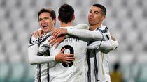 Momen Ronaldo Sumbang Gol, Bawa Juventus Menang 3-0 dari Dynamo Kiev