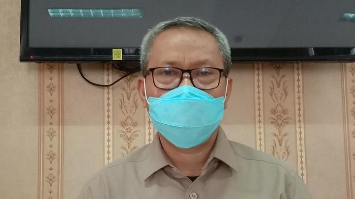 Kepala Badan Kesbangpol Sumut, Safruddin (Ahmad Arfah-detikcom)