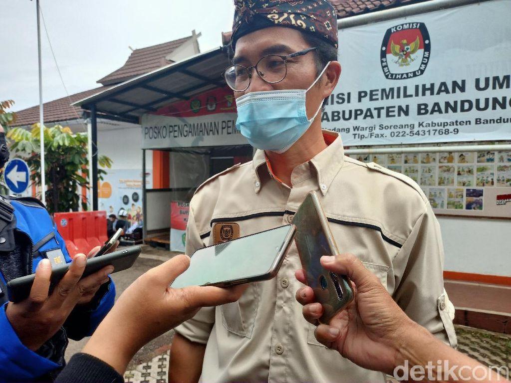 1.500 Petugas KPPS Kabupaten Bandung Reaktif Usai Tes Rapid