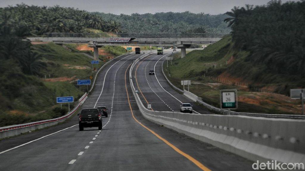 Melihat Lebih Dekat Tol Permai, Tol Pertama di Pekanbaru